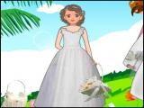 Mariage d'une jeune fille