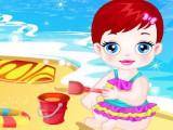 Lulu part pour la plage