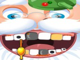 Crazy dentiste père Noel