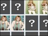 Jeu de m�moire Hannah Montana