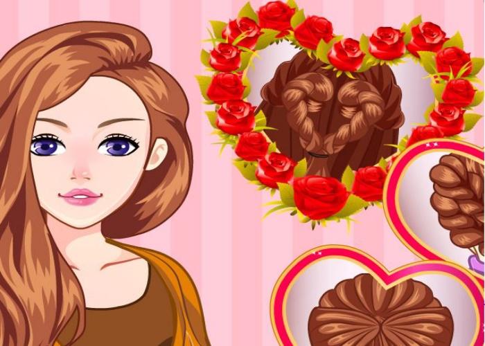 jeux de coiffure de saint valentin votre nouveau blog l gant la coupe de cheveux. Black Bedroom Furniture Sets. Home Design Ideas
