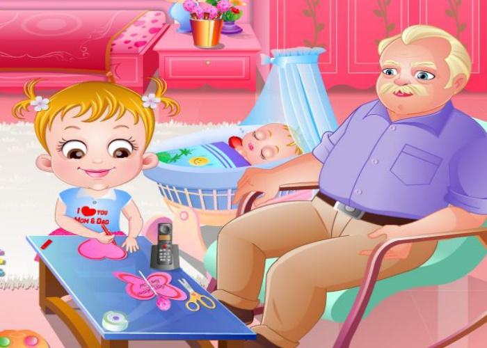Hazel prépare la Saint Valentin