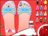 Manucure de vos pieds