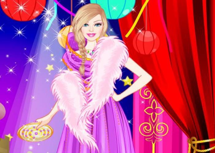 Belle robe pour soirée à l'opéra