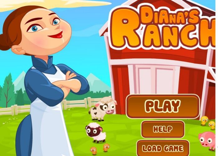 Le ranch de Diana