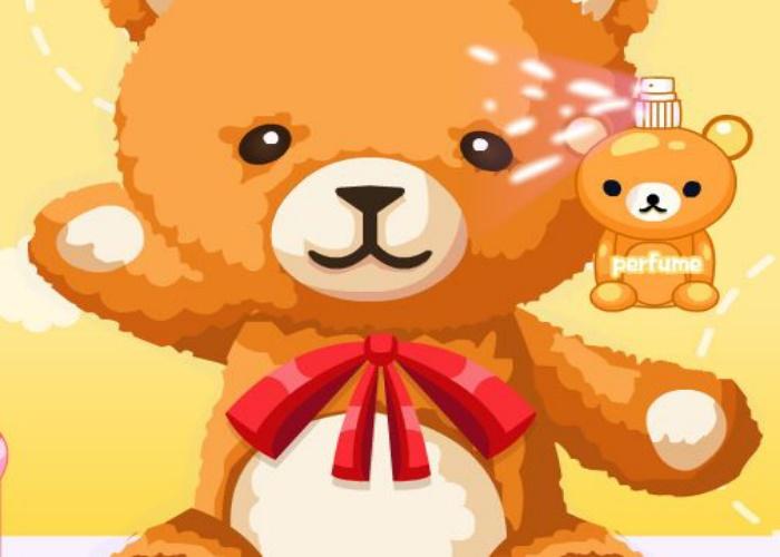 Renove ton ours en peluche