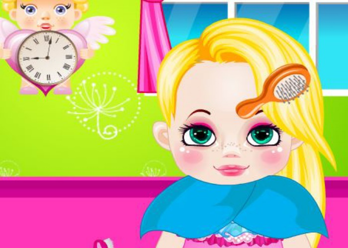 b b raiponce se coupe les cheveux sur jeux fille gratuit. Black Bedroom Furniture Sets. Home Design Ideas