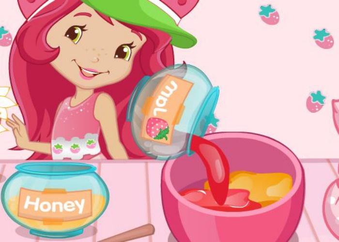 Spa charlotte aux fraises sur jeux fille gratuit - Jeux de charlotte aux fraises cuisine ...