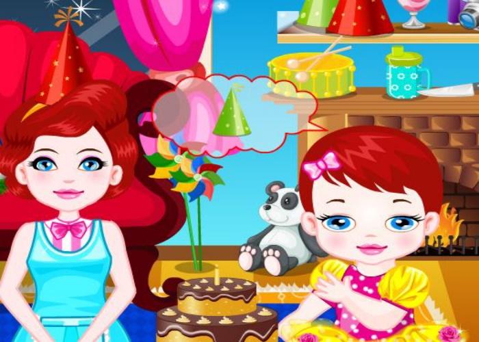 L'anniversaire de Lulu