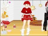 Jeux d'habillage pour Noel