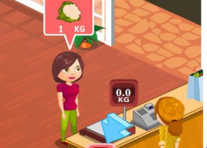 Stand de légumes