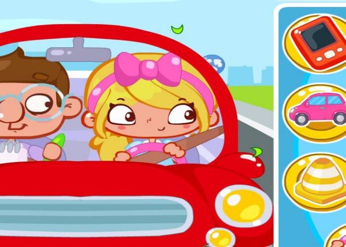 S'amuser en leçon de conduite !