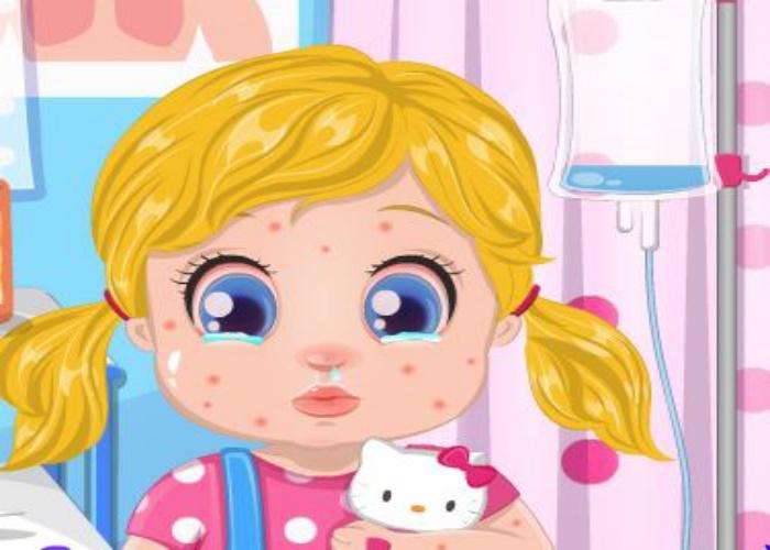 petit b b allergique sur jeux fille gratuit. Black Bedroom Furniture Sets. Home Design Ideas