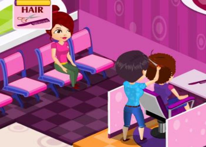 Salon coiffure et beaut sur jeux fille gratuit - Jeux de fille gratuit de cuisine et de coiffure ...