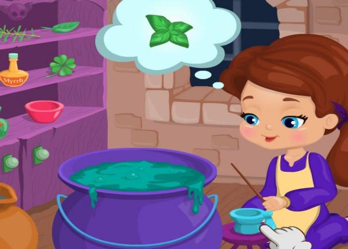 Chat sur jeux fille gratuit - Jeux de sorciere potion magique gratuit ...