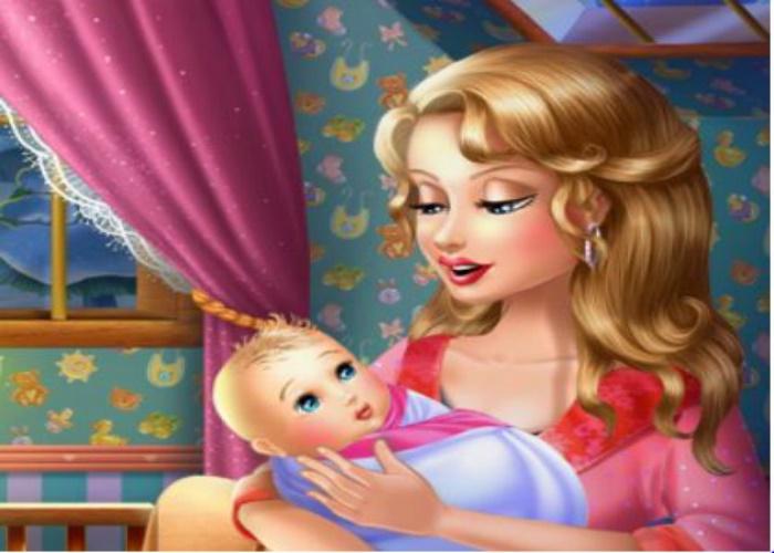 Calmer bébé la nuit