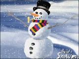 Joli ou affreux bonhomme de neige