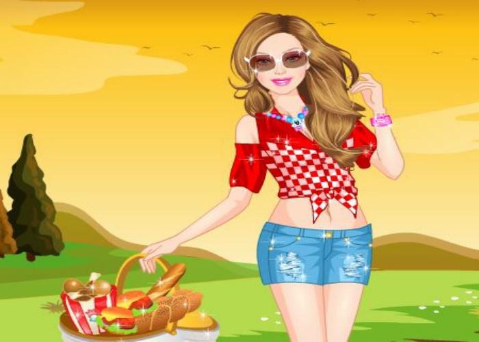 S'habiller pour un picnic