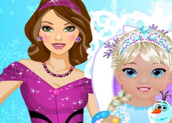 Babysitter pour Elsa