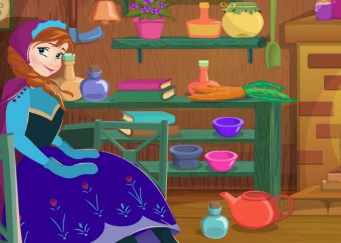 Potion magique d'Anna