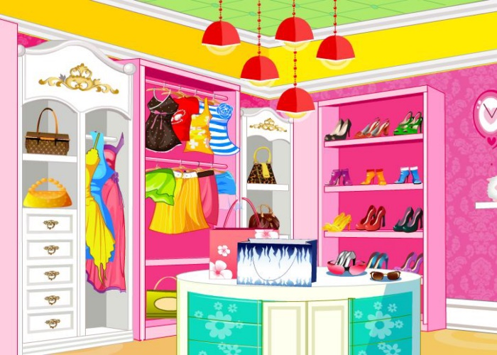 Mon dressing perso