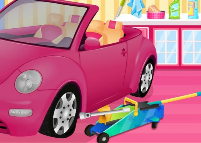 Nettoyage de ma voiture Coccinelle 2