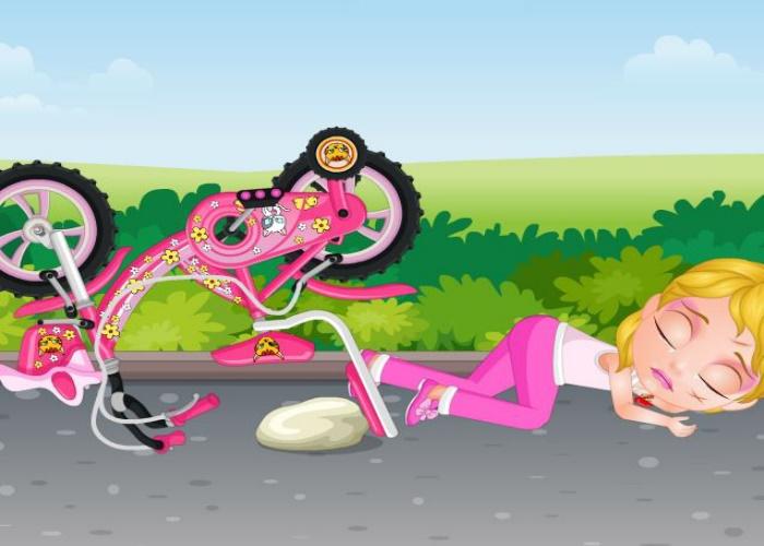 Tour en vélo pour bébé