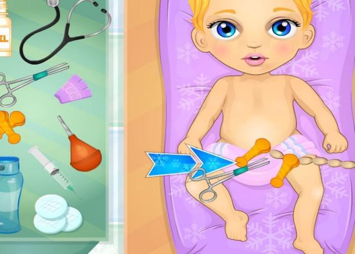 Naissance du bébé d'Elsa