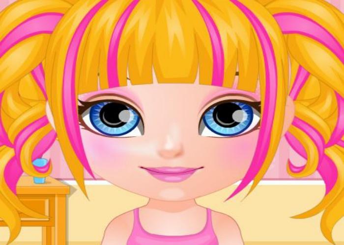 coiffure manga pour la petite fille sur jeux fille gratuit. Black Bedroom Furniture Sets. Home Design Ideas