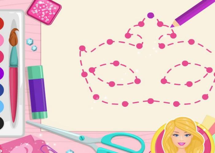 Création d'un masque de carnaval