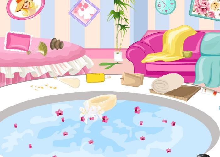 Ménage au spa 2