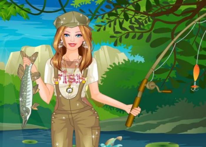 Une journée de pêche