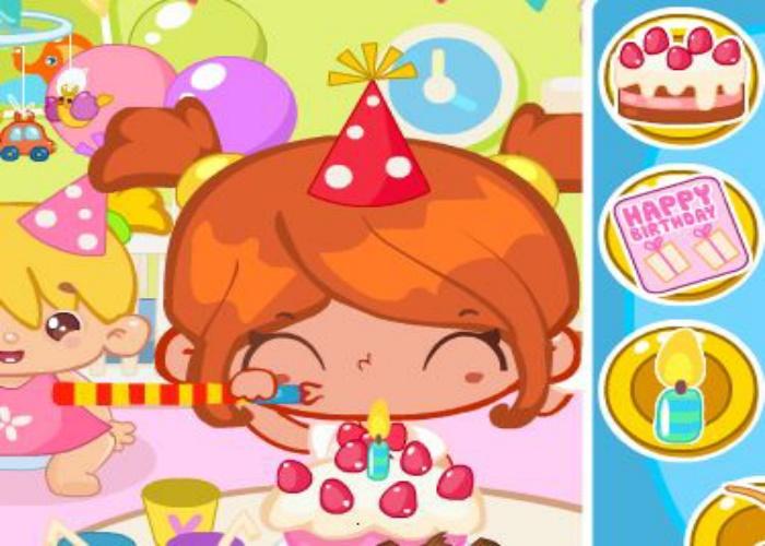 S'amuser à l'anniversaire !