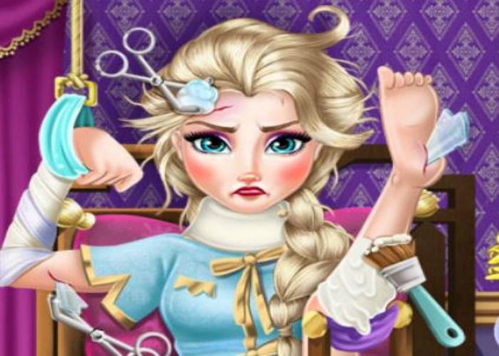 Aide Elsa à guérir