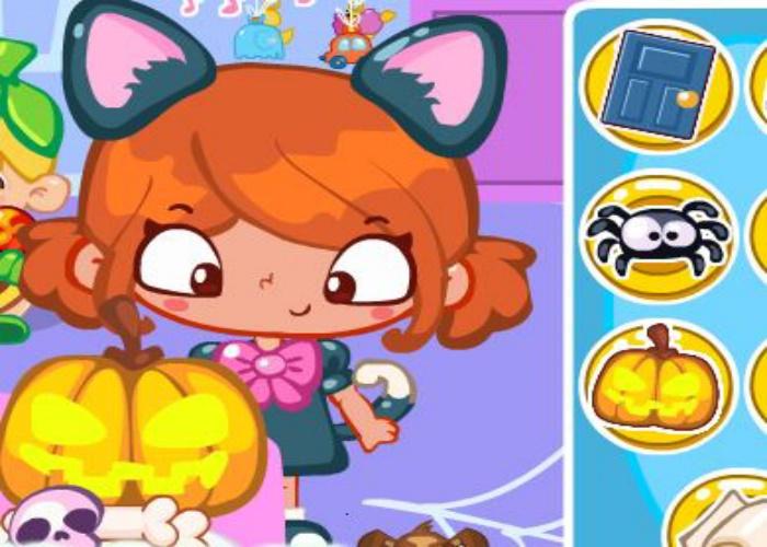 S'amuser pour Halloween 2014