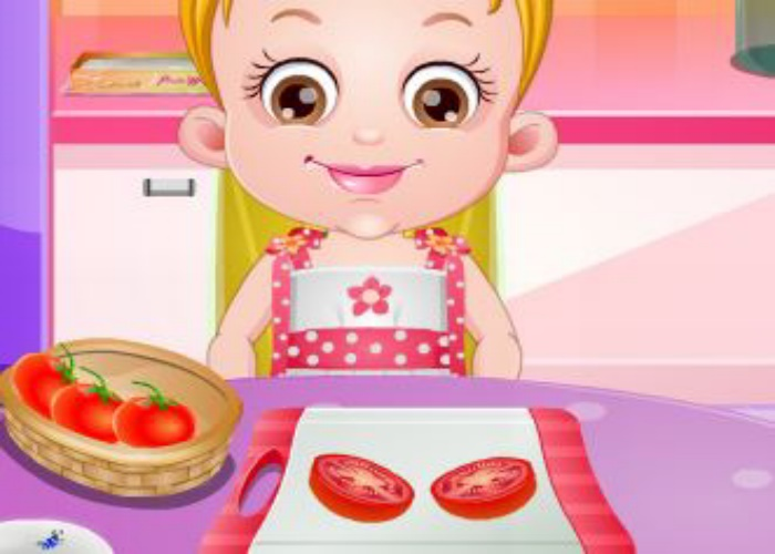 Hazel à la ferme aux tomates