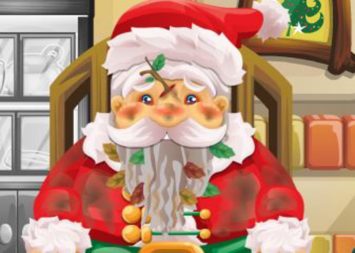 Un docteur pour le p�re Noel