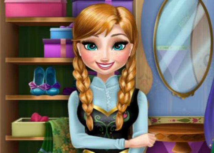 Le dressing d'Anna