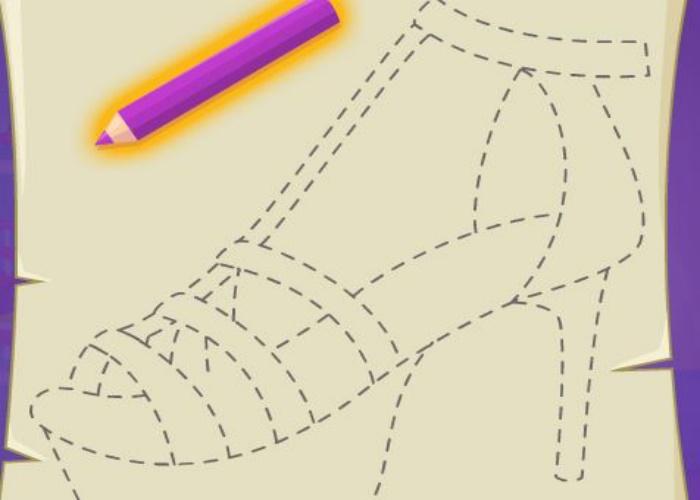 Des chaussures pour Cendrillon