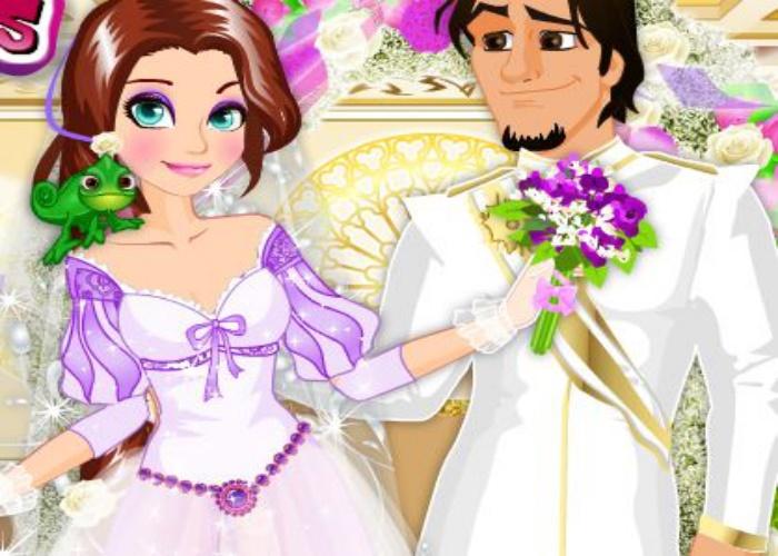 Mariage de Raiponce