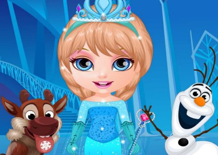 Costume Frozen