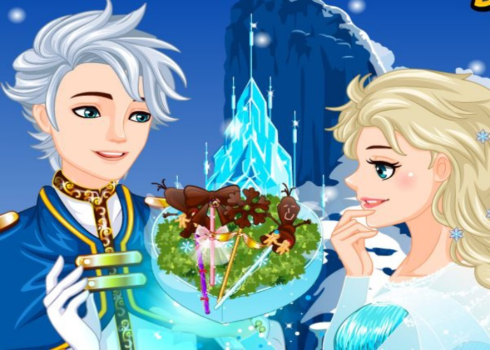 Cadeau de St Valentin pour Elsa