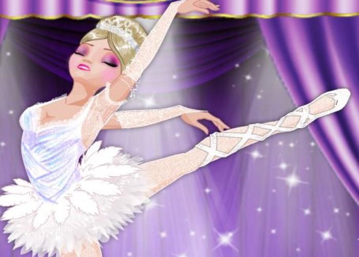 Elsa Frozen ballerine