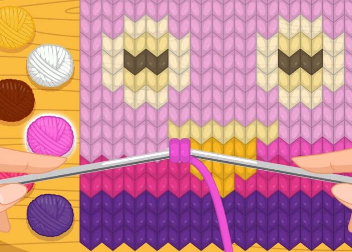 Création au crochet