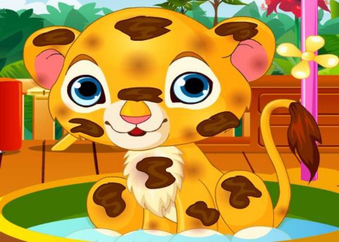 Ligne superb jeux de fille gratuit animaux lion mignon - Sara la cuisine jeu de fille ...