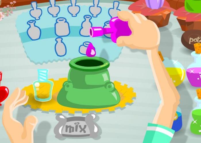 Mixer un vernis magique 2
