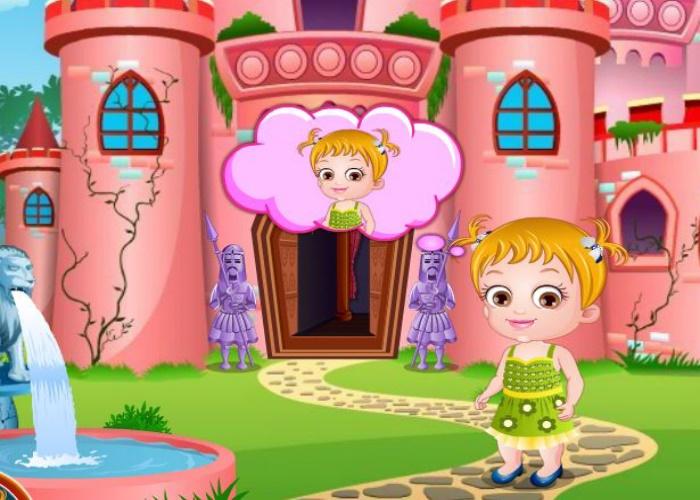 Hazel devient princesse