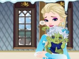 Bébé zombie d'Elsa