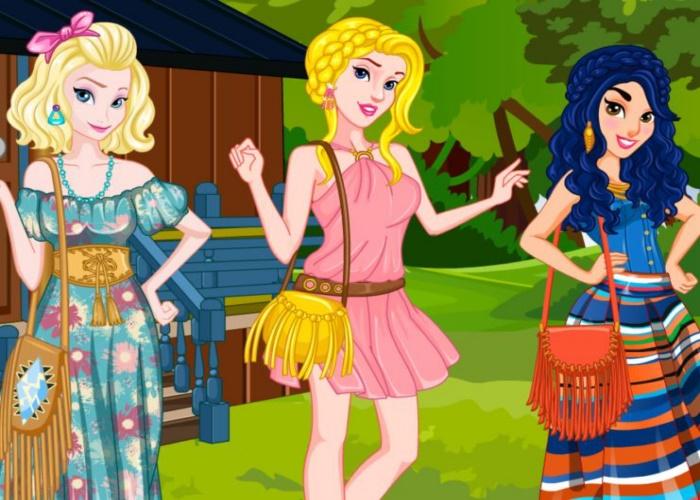 Princesses bohémiennes
