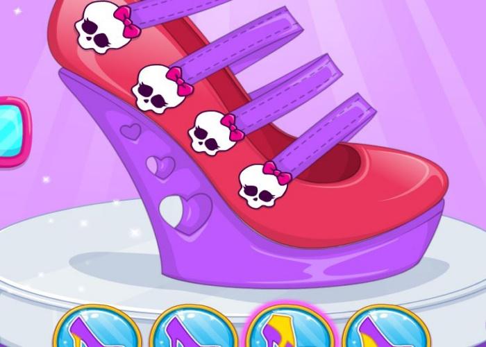 Chaussures de rentrée Monster High
